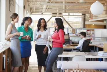 Friendships at Work: Lean In or Lean Out?